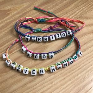 NWOT Forever 21 Bracelets